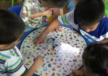 9 Board Games for Preschool/Kindergarten