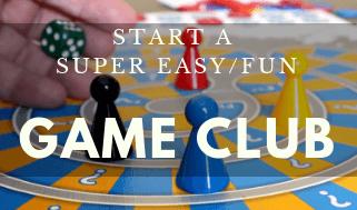 Game Club Starter Pack