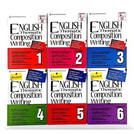 English Thematic Composition Writing 1-6