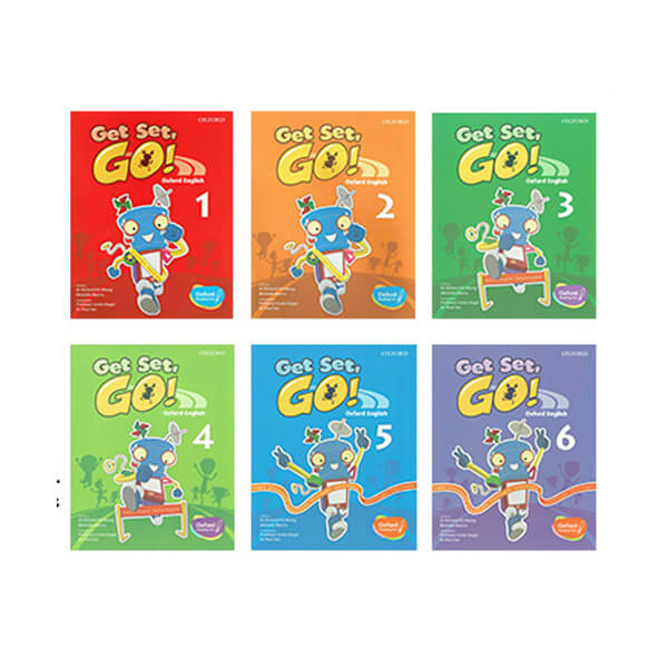 Get Set Go – Student Books