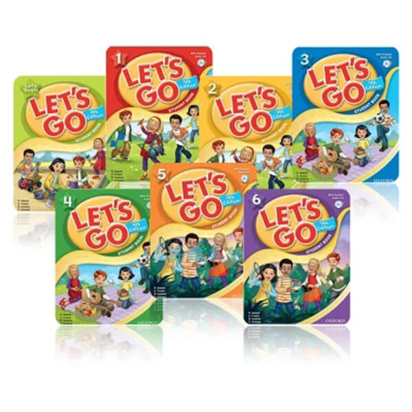 Let's Go – Student Book