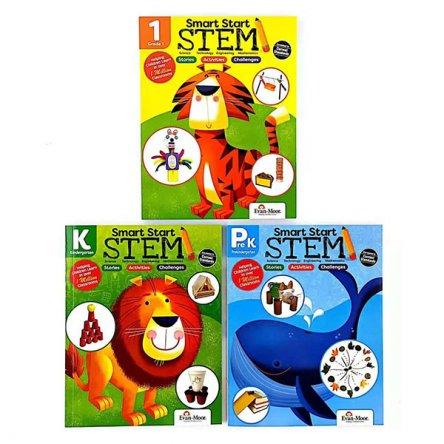 Smart Start STEM P K 1