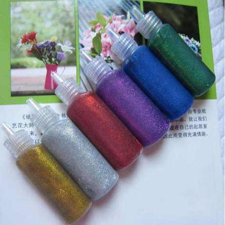 Glitter Glue (8 Colors)