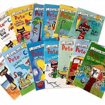 Pete the Cat (13 book Set)