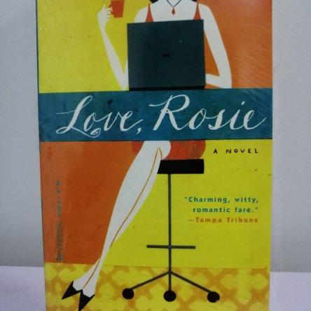 Love, Rosie – Cecelia Ahern