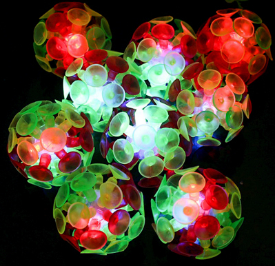 Light-Up Sticky Balls (Classroom Set of 20)