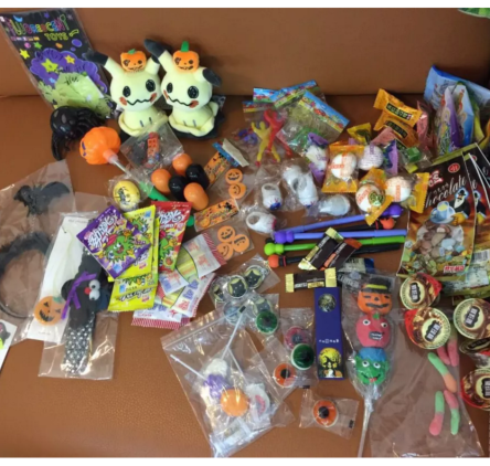 Halloween TeacherTreat Box – Mixed