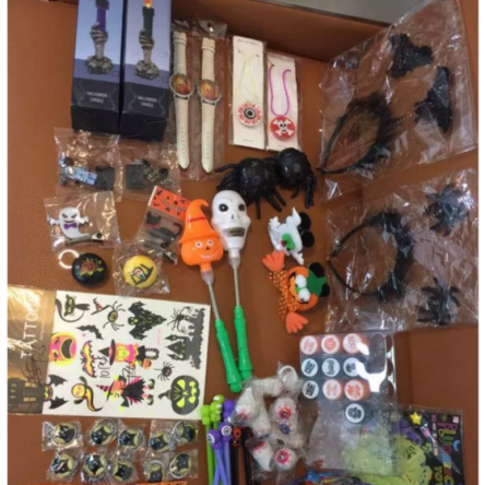 Halloween TeacherTreat Box – Toy