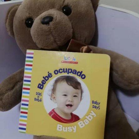 Bebe Ocupado (Spanish)