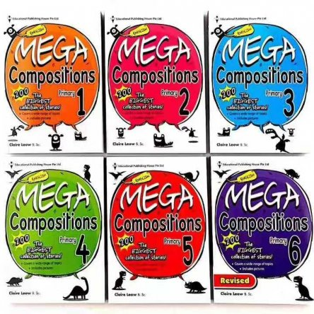 Mega Compositions – books 1-6