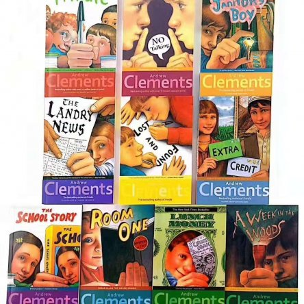 The School Stories – 10 book collection