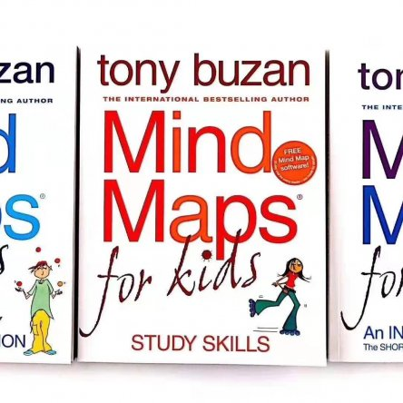 Tony Buzan Mind Maps for Kids