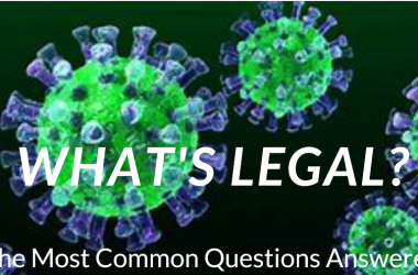 Your Top 7 Legal Questions During the Virus Outbreak Answered