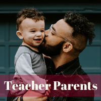 Are you a teacher AND a parent?