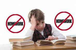 """No Homework"" Policy Debate: What do you think?"