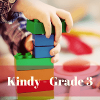 Early Primary K-3