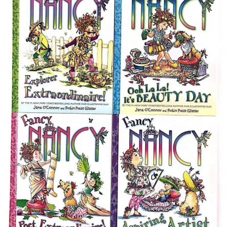Fancy Nancy – 4 book set