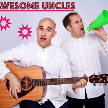 Awesome Uncles' English Beginner Music Package