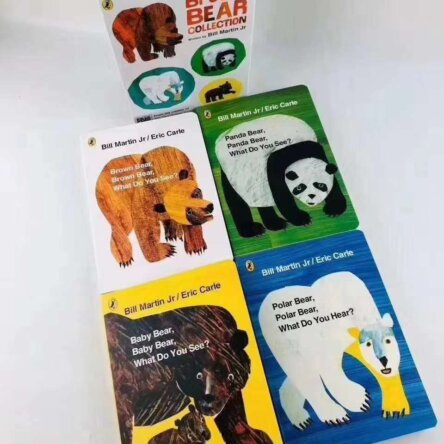 Eric Carle's Brown Bear Collection