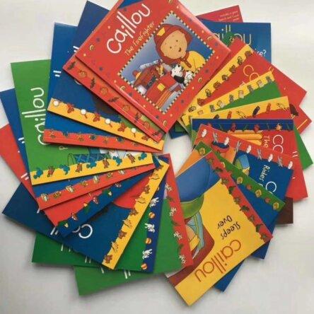 Caillou – 20 book set
