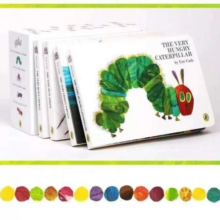 Eric Carle's Story Library