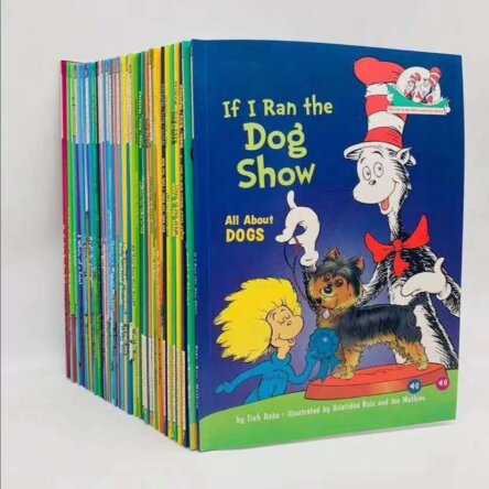 Dr Seuss Cat in a Hat Science Library