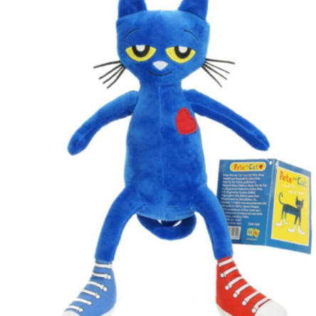 Pete the Cat – stuffed toy