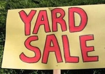 The Biggest Yard Sale