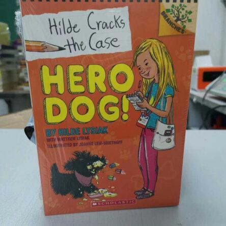 Hilde Cracks the Case