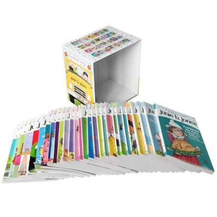 Junie B. Jones 1-28 Book Set