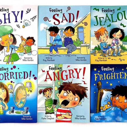 Feelings 6 Book Set