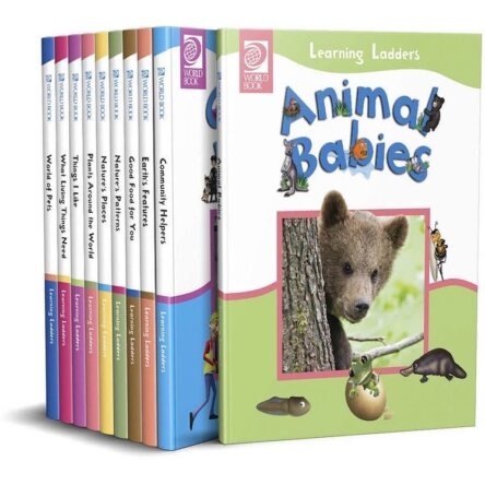 World Book Learning Ladders Book Set