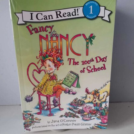 "Fancy Nancy ""I Can Read Set"""