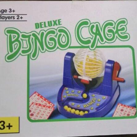 Deluxe Bingo Cage