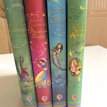 Usborne Fairy Tales and Stories Collection