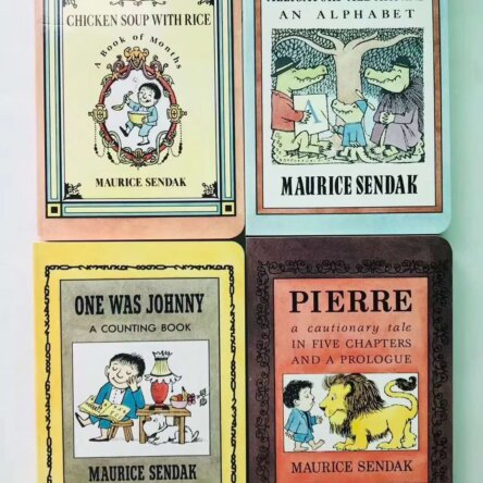 Maurice Sendak Collection (4 books)